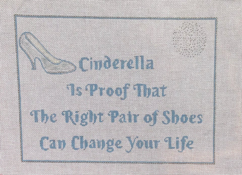 Cinderella Canvas