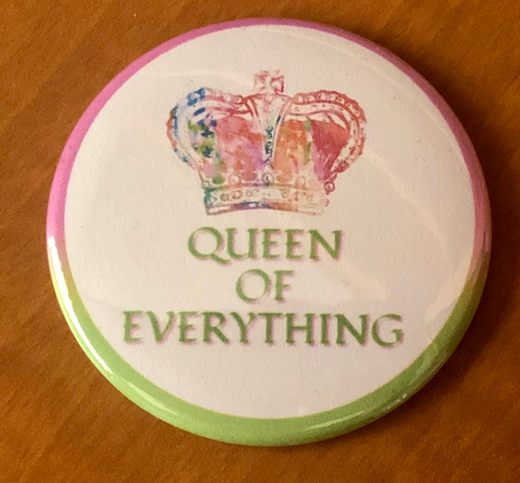 Queen of Everything Needleminder