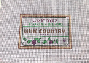 Wine Country Canvas