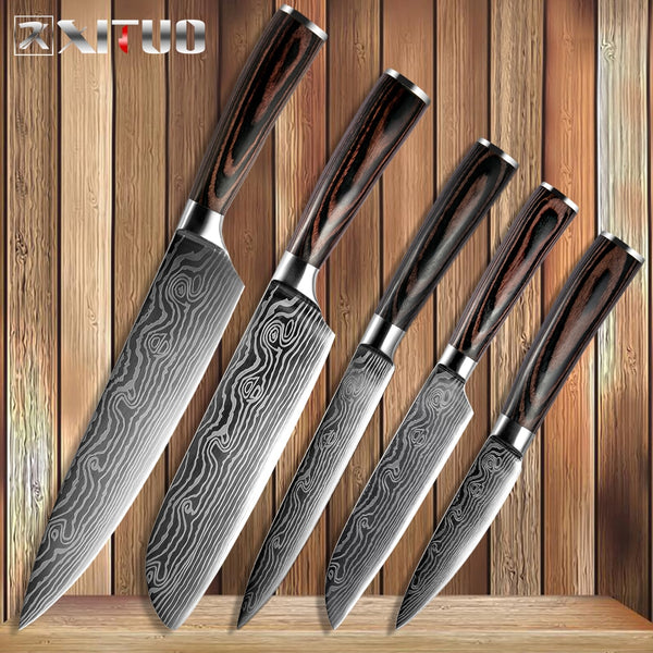 Professional Chef Knives