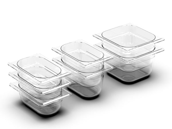 EasyChop Workstation Containers -  - 15 Containers - 5 Free - Arezel.com
