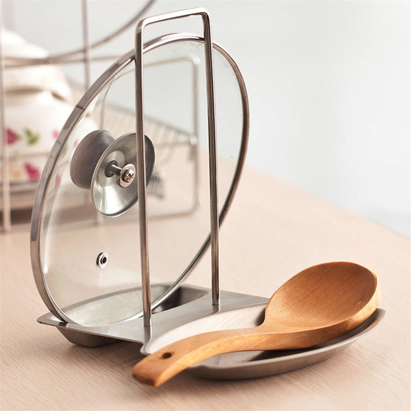 Spoon & Lid Rack