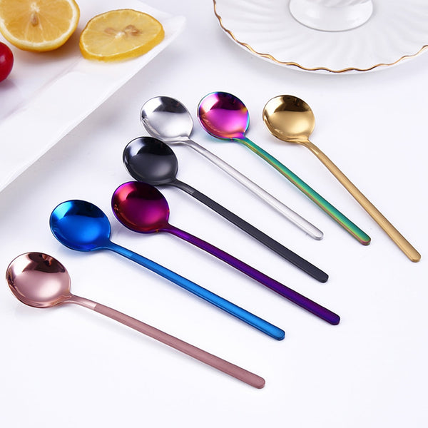 Colored Spoons - Coffee Spoons -  - Arezel.com