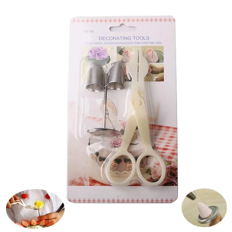 Cake Decorating Tools Set - Cake Tools -  - Arezel.com