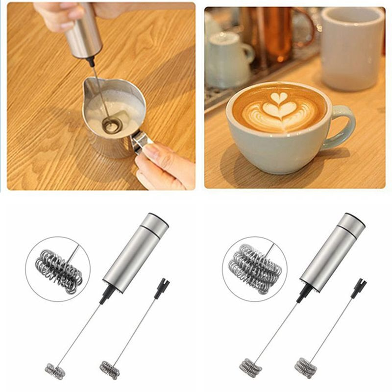 Electric Handheld Coffee Mixer - Portable Mixer -  - Arezel.com