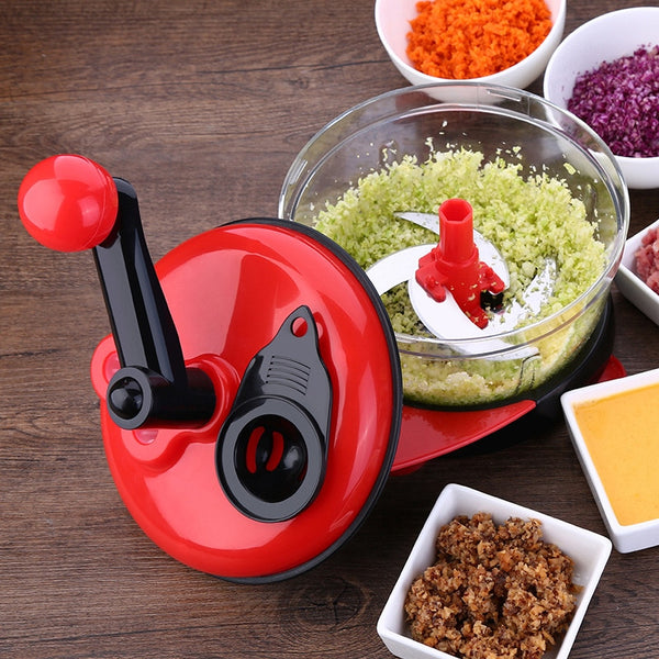 Manual Vegetable Cutter - Shredders & Slicers -  - Arezel.com