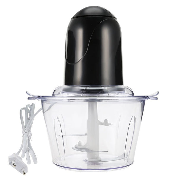 Electric Kitchen Meat Grinder - electric chopper - Black - Arezel.com