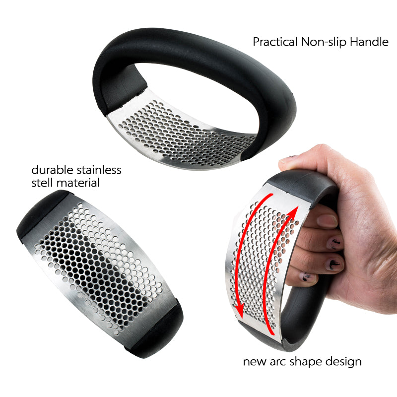 Garlic Press - Garlic Grater -  - Arezel.com