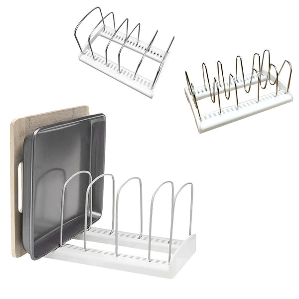 Adjustable Utensils Rack - Lid Rack -  - Arezel.com