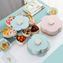 Double-layer Petal Candy Box - Storage Boxes & Bins -  - Arezel.com