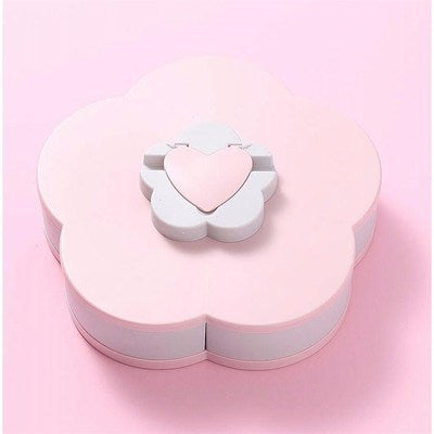 Double-layer Petal Candy Box - Storage Boxes & Bins - 9 - Arezel.com