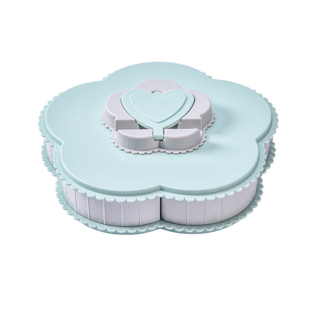 Double-layer Petal Candy Box - Storage Boxes & Bins - 7 - Arezel.com