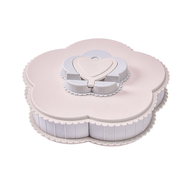 Double-layer Petal Candy Box - Storage Boxes & Bins - 8 - Arezel.com