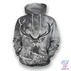 3D All Over Print Beautiful Deer - Amaze Style™-Apparel