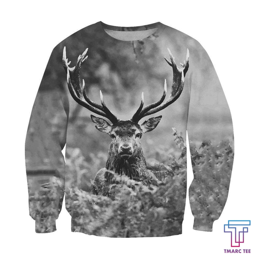 3D All Over Print Beautiful Deer TT - Amaze Style™-Apparel