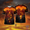 Phoenix Tattoo 3D All Over Printed T-Shirt by SUN AM200501 - Amaze Style™-Apparel