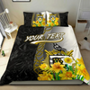 Premium Personalized 3D Printed Cornwall Bedding Set No1 MEI