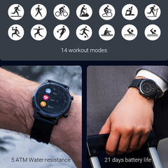 Haylou LSO4 Smart watch