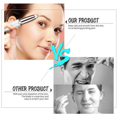 Eyes brows remover