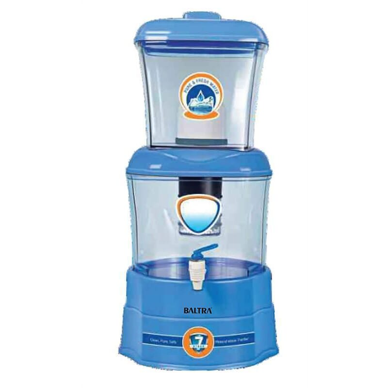 Baltra 7 Stage Water Purifier 16Ltrs - Bwp 206 Pure and Healthy Product