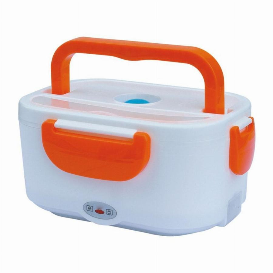 Portable Electric Heating Lunch Box Insulation Launch Box Meal Heater Portable Picnic Food