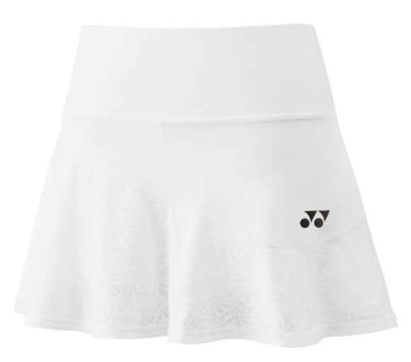 Short Skort Women - White - Sports Arena