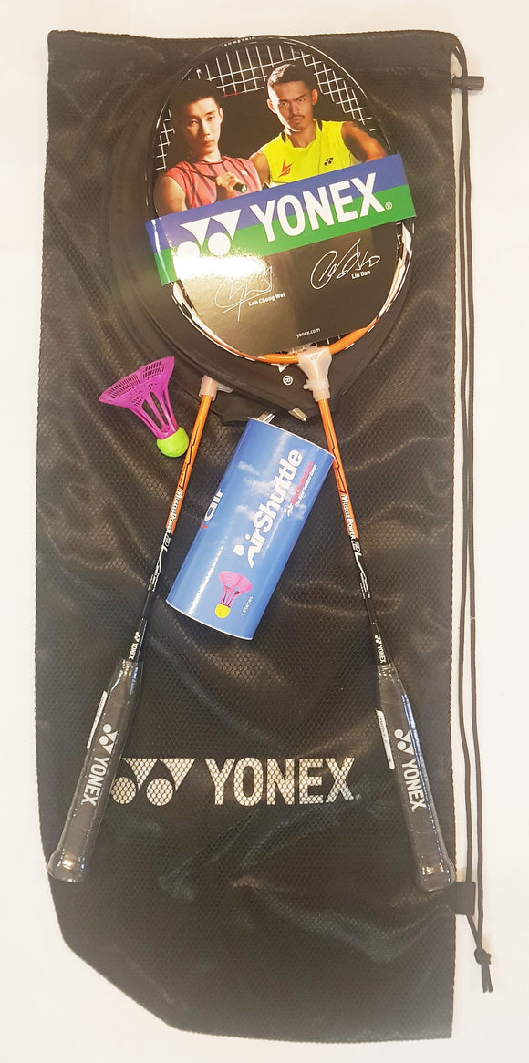 Yonex Badminton Set Air225MP - Outdoor badminton - SportsArena