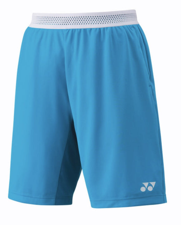 Yonex Shorts Men - Marine Blue Polyester - Sports Arena