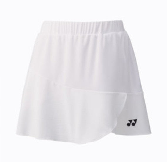 Yonex Skort Women - White- A short in a Skirt! - Sports Arena