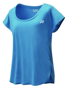 Yonex T-shirt Women Blue - Sports Arena