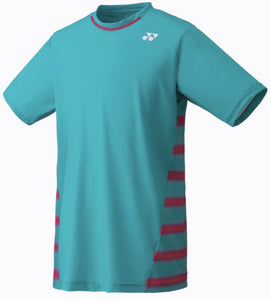 Yonex T-shirt polyester Emerald green for kids - Sports Arena