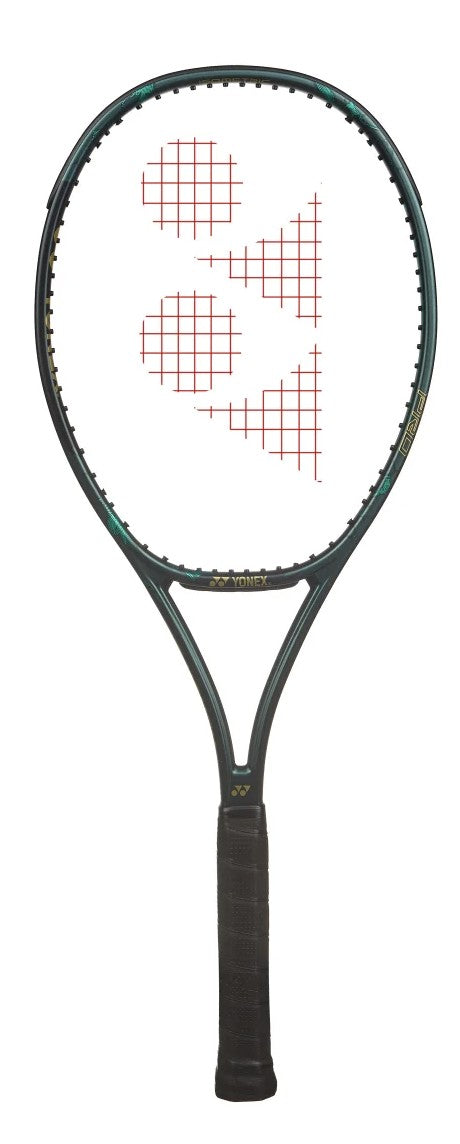 Yonex VCORE Pro 97 matte green 330g Tennis racket - Sports Arena