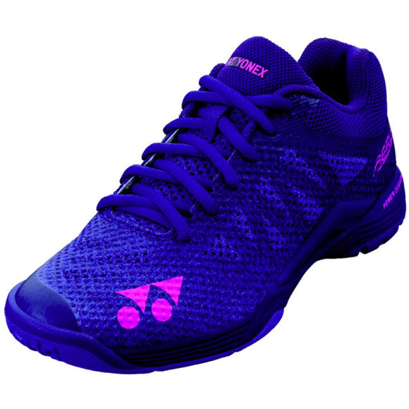 Yonex Yonex Badminton Shoes Aerus 3 for Women - Blue - SportsArena