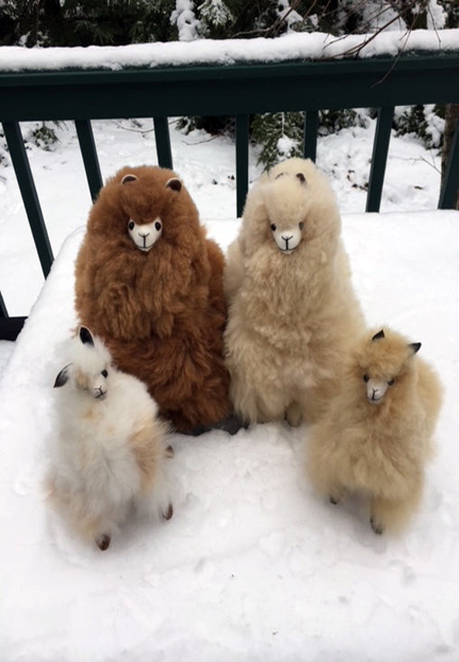 Alpaca Stuffed Toys