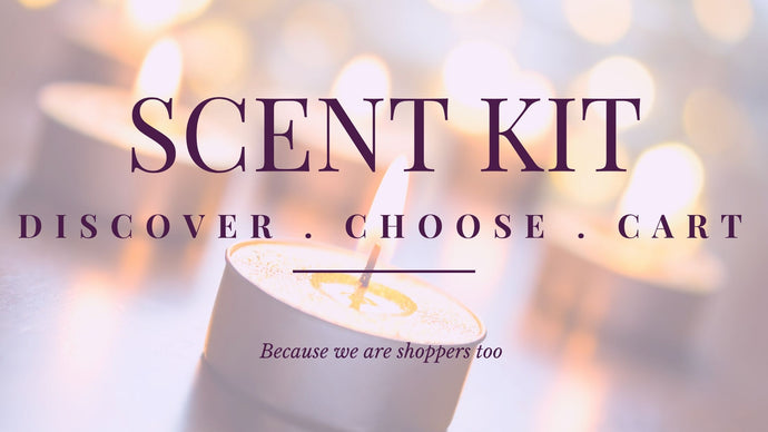 Explore more with Discovery Scent Kit