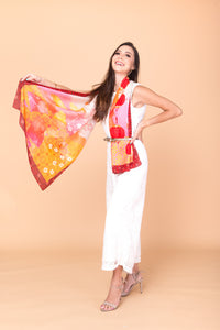 Eco Luxe Scarf : The Oriental