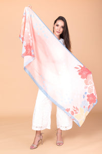 Eco Luxe Scarf - The Bunga Series