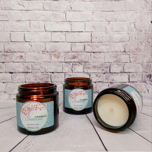 Floral Classic Mini Candles
