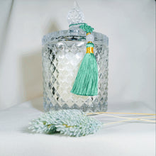 Load image into Gallery viewer, crystals are not only exquisite but it boost the overall home decor