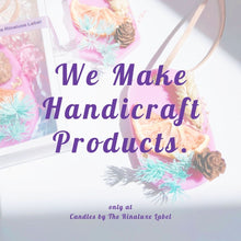 Load image into Gallery viewer, we make handicraft products. one of them are scented wax tablets which is also a hanging diffuser for your closet and wardrobe.