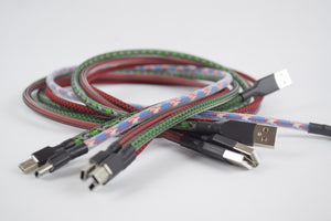Custom Cables – Techflex