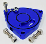 2015-2021 Honda Civic Turbo Blow Off Valve Plate Spacer BOV 1.5T Coupe Billet US MD Performance