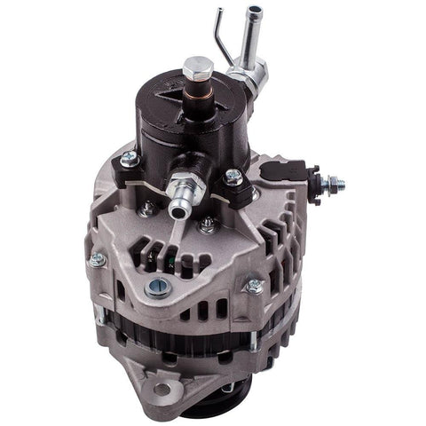 Alternator with Vacuum Pump 12V 110Amp for ISUZU NPR 2005-2006 5.2L 4HK1 MaxSpeedingRods