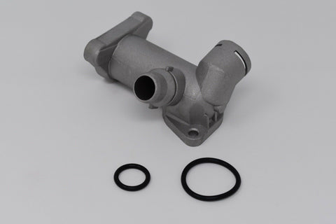 Audi B5 A4 1.8T Cast Aluminum Coolant Flange Without Temp. Sensor 058121132C MD Performance
