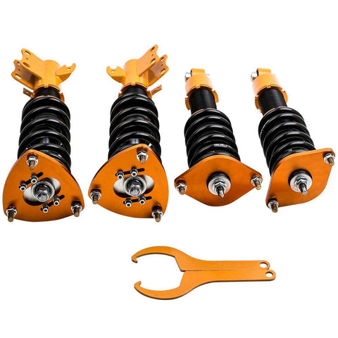 Coil Coilovers Kit For Subaru Forester Wagon 2009-2013 Adj. Height Shock Struts AP-PLUS