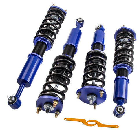 Coilover Shock Absorbers For LEXUS IS300 97-05 Adjustable Height Coil Over Strut AP-PLUS
