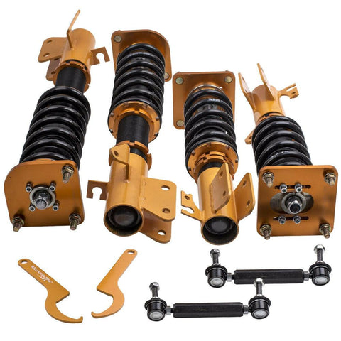 Coilovers Lowering Kit for Ford Activa1999-2003 Adj. Height Shock Absorbers AP-PLUS