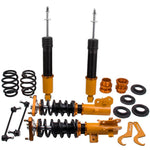 Coilovers Suspension Kit For Honda Civic 2012-2015 Adj Height Front x 2 Rear x 2 AP-PLUS