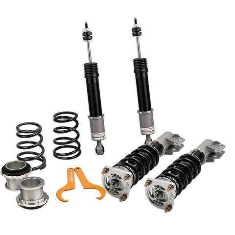 Complete Assembly Coilovers Kits for Ford Mustang 4th 94-04 24 Ways Adj. Damper AP-PLUS