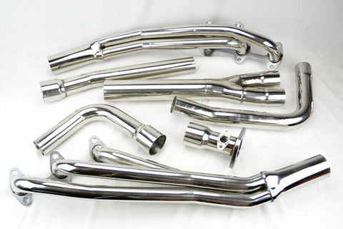 Exhaust Manifold Performance Headers For Toyota 4Runner Pickup 1988-1995 3.0L V6 F1 RACING